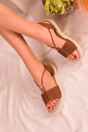 SOHO Taba Kadın Sandalet 14661