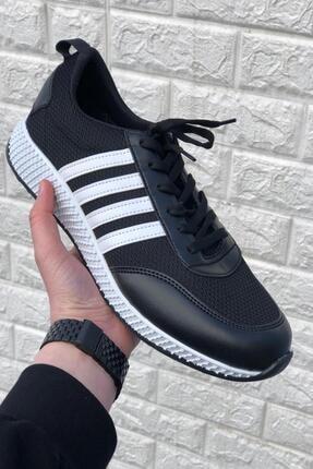 İnan Ayakkabı Unisex Siyah Spor Ayakkabı