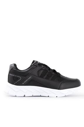 Slazenger KARMAN Sneaker Kadın Ayakkabı Siyah / Beyaz SA20RK004