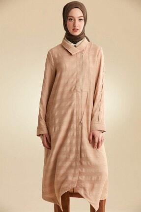 Nihan Kadın Tunik Kamel B4070