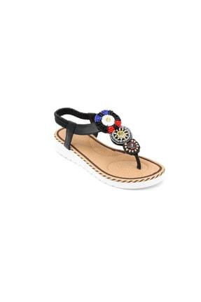 Guja 136-4 Kadın Deri Ortapedik Sandalet