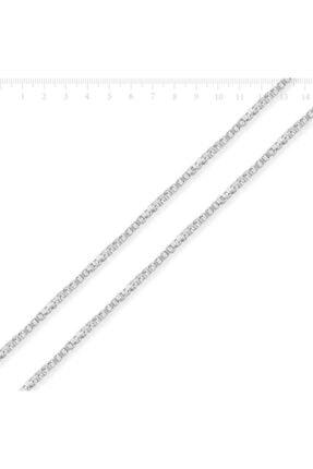 SilverPlus Kadın Gümüş Halka Zincir 3225