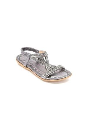 Guja Kadın Gri Sandalet