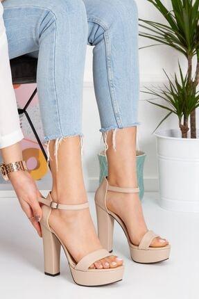 derithy Topuklu Ayakkabı
