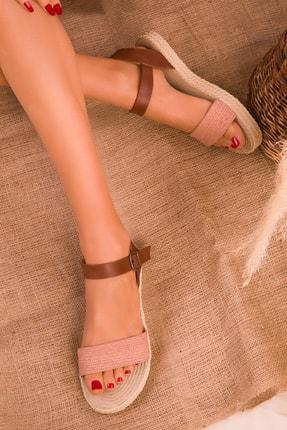 SOHO Pudra Kadın Sandalet 14662