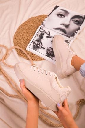 SOHO Ten-Ten Yılan  Kadın Sneaker 15941