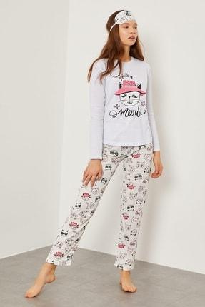 Arma Life Desenli Pijama Takımı