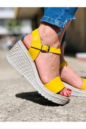 Stella Dolgu Topuklu Ayakkabı