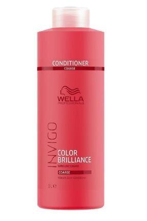 Wella Invigo Brilliance Coarse Conditioner 1000 ml