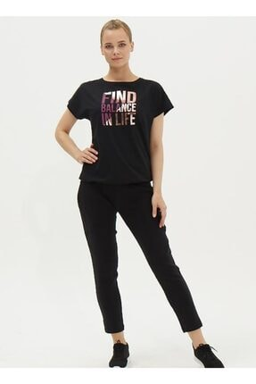 Blackspade Kadın Siyah T-shirt70025