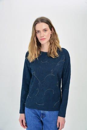 Hanna's Boncuklu Bluz