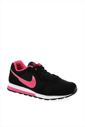 Nike Nike 807319-006 MD RUNNER 2 Kadın Siyah Günlük Ayakkabı