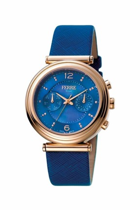 Ferre Kadın Mavi Kol Saati FM1L081L0021