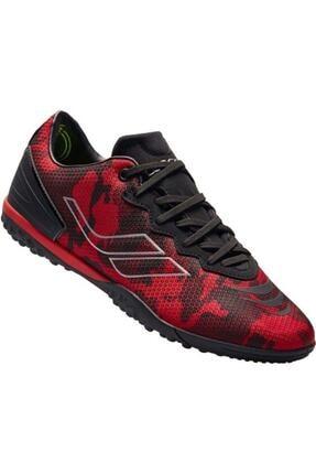 Lescon Thor-016 H-19b Kırmızı Unisex Halı Saha Ayakkabısı