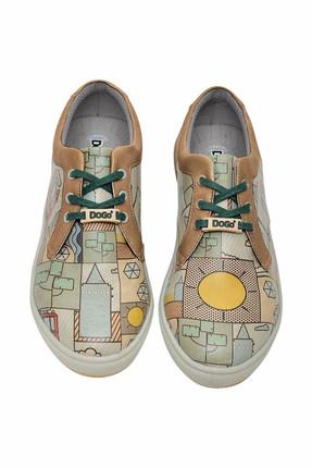Dogo Çok Renkli Kadın Ayakkabı DGS017-CRD008