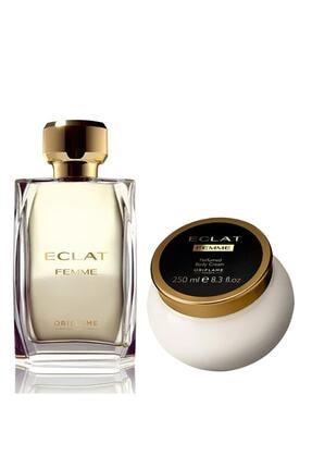 Oriflame Eclat Femme Edt 50 ml Kadın Parfümü/parfümlü Vücut Kremi
