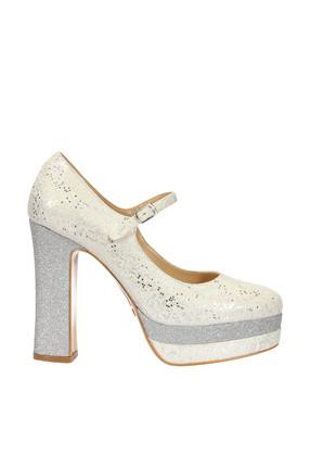 İnci Bej Kadın Klasik Topuklu Ayakkabı 120130003771