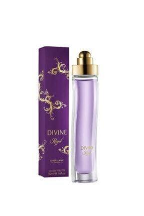 Oriflame Divine Royal  Edt 50 ml  Kadın  Parfüm 8681541007462rr