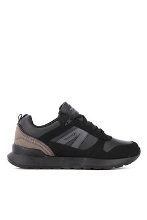 Slazenger SHELL Sneaker Kadın Ayakkabı Siyah / Siyah SA20RK041