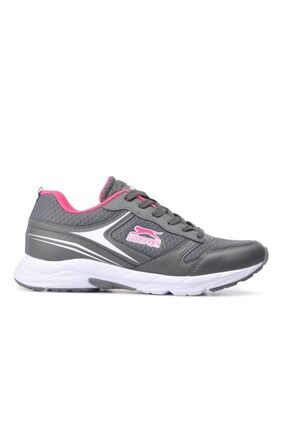 Slazenger Zetel K.gri Kadın Spor Ayakkabı