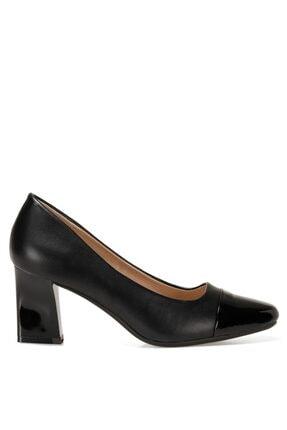 Nine West JOLLYRA 1FX Siyah Kadın Klasik Topuklu Ayakkabı 101029360