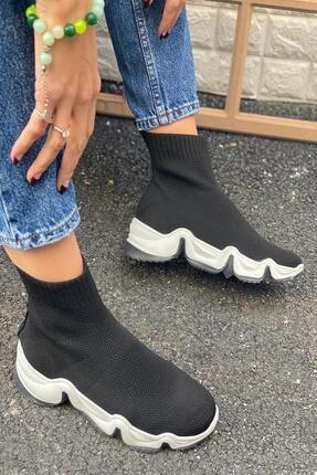 İnan Ayakkabı Triko Sneakers