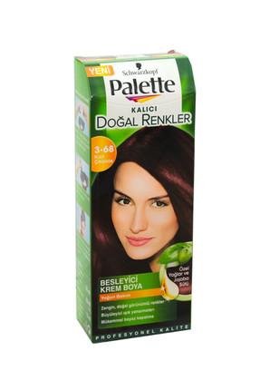 Palette Saç Boyası Naturel 3-68 Kızıl Çikolata