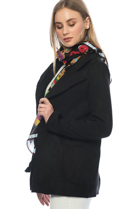 Pitti Kadın Siyah Ceket 60330