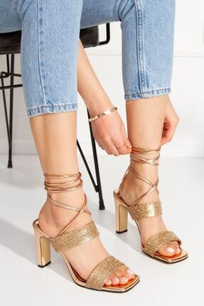 derithy Topuklu Ayakkabı--byc0901