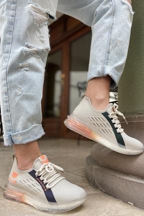 Guja 21y313 Kadın Sneaker Spor Ayakkabı Sıyah