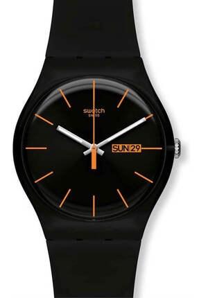 Swatch  Unisex Kol Saati D 60 1 SUOB704