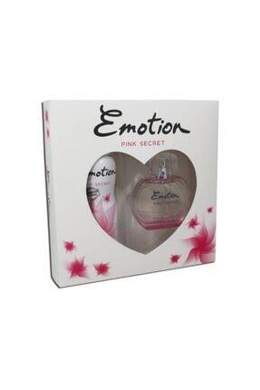 Emotion Edt+deo Kofre Pink Secret