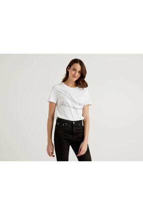 Benetton Kadın T-shirt