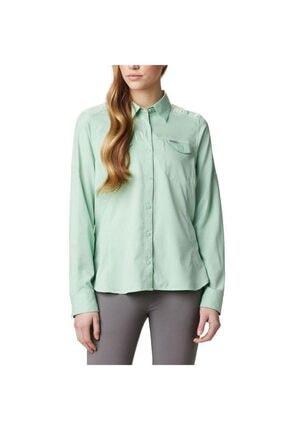 Columbia Kadın Uzun Kollu Kadın Gömlek