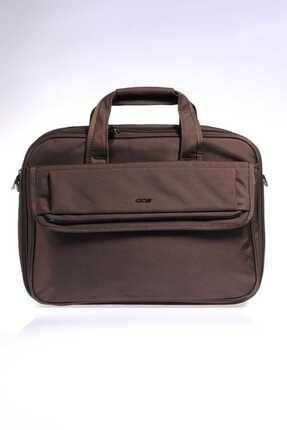 ÇÇS Kahverengi Unisex Laptop/Evrak Çantası Ççs71368