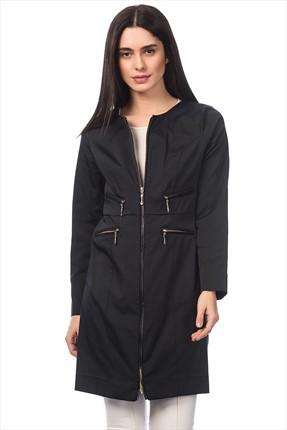 Pitti Kadın Lacivert Ceket 60254.
