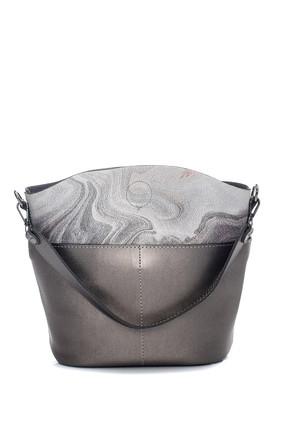 Housebags Desenli Kadın Postacı Çantası 997