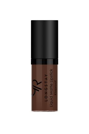 Golden Rose Likit Mini Mat Ruj - Longstay Liquid Matte Lipstick No: 25 8691190870256