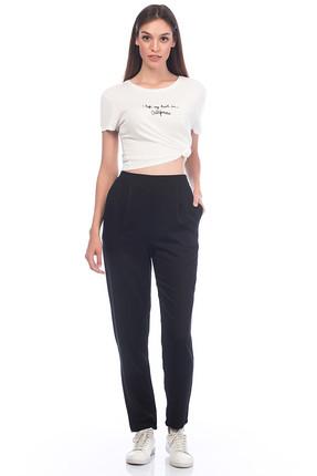 Pitti Kadın Siyah Pantolon 40175