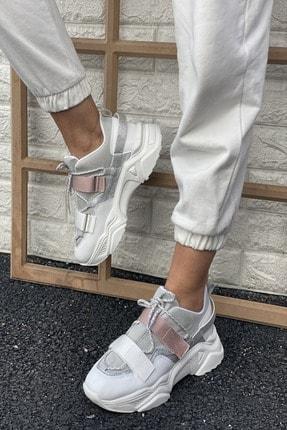 İnan Ayakkabı Cırtlı Sneakers