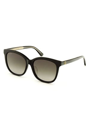 Gucci Kadın Güneş Gözlüğü GG0082SK 001 56