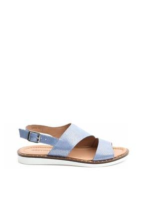 Greyder Kadın Mavı Sımlı Sandalet 9Y2TS53554