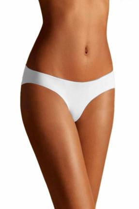 Cicimod Kadın Beyaz Lazer Kesim İz Yapmaz Külot ELF568CCMD1050