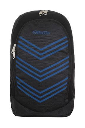 Lotto Unisex Sırt Çantası - Alloy Backpack Unisex Sırt Çantası Siyah - R2127