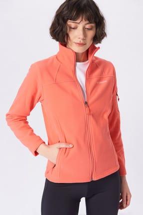 Columbia Kadın AL6542 Fast Trek™ II Full Zip Fleece Jacket Softshell & Polar 1423861853