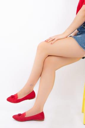 Fox Kırmızı Kadın Ayakkabı F290010302