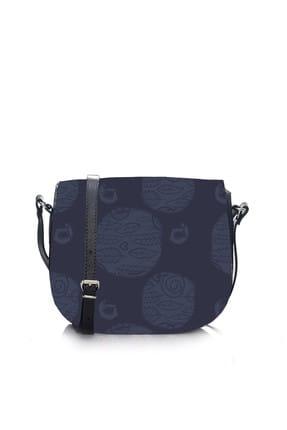 Housebags Çok Renkli Desenli Kadın Çanta 986