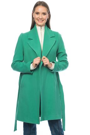 Pitti Kadın Yeşil Kaban 70477..