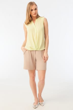 Naramaxx Kadın Yeşil Bluz 16Y11118Y757