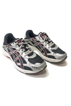 Asics Kadın Gri Spor Ayakkabı